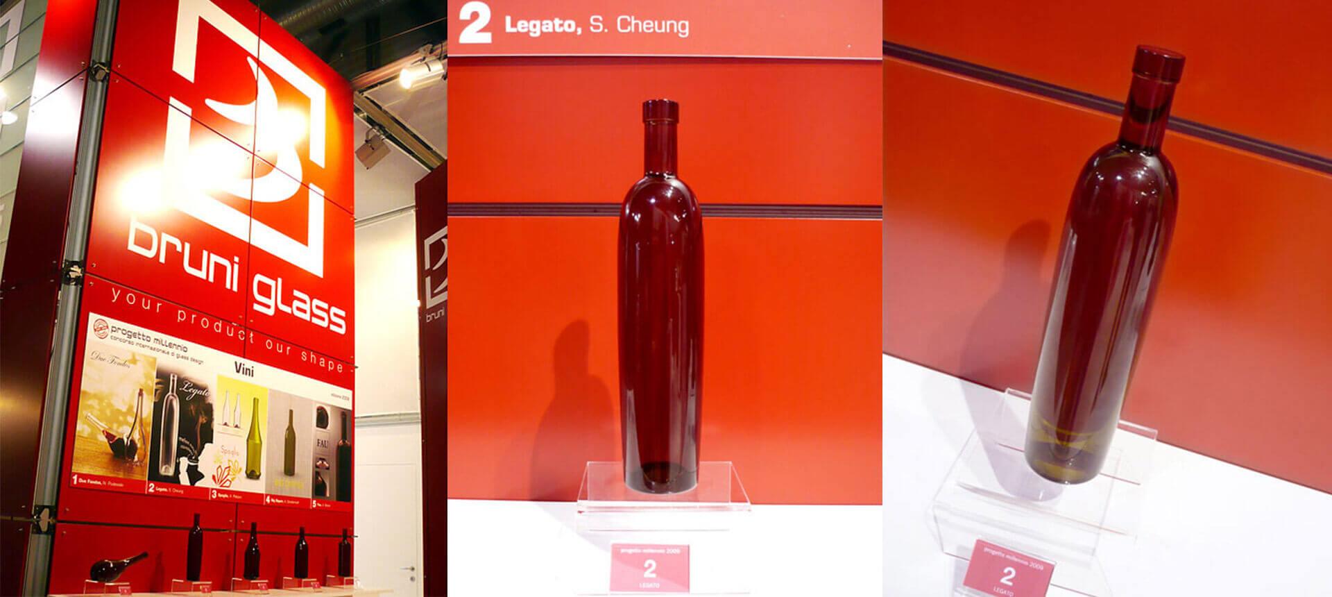 Legato bottle