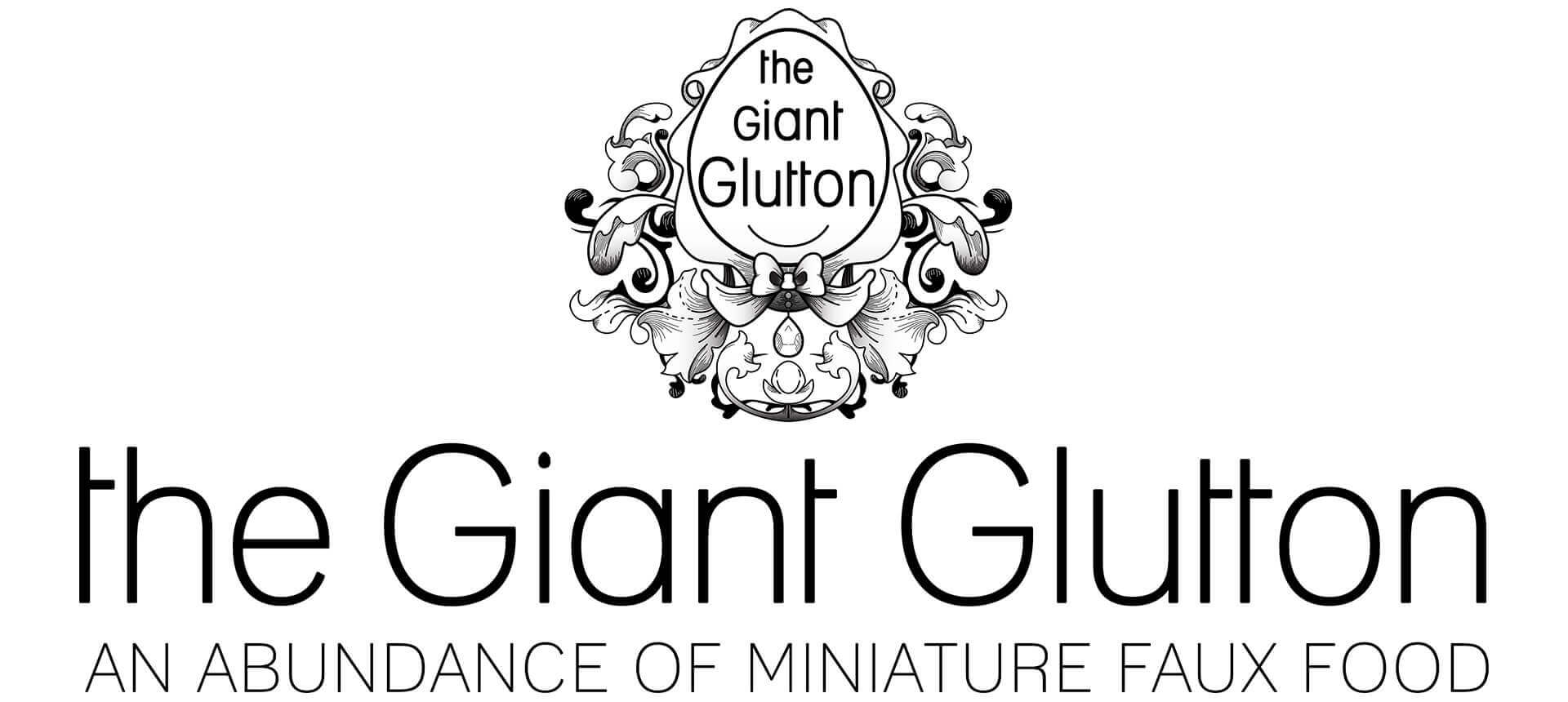The Giant Glutton logo design