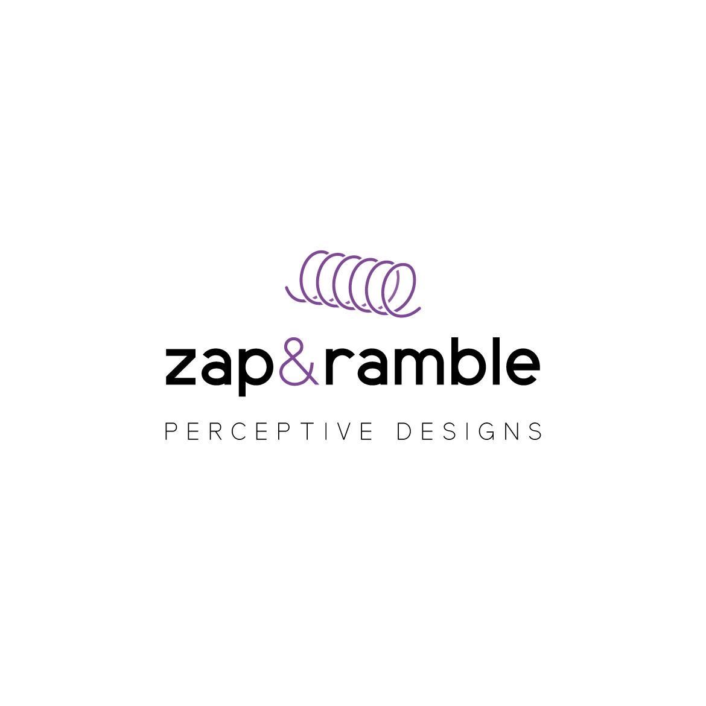 Zap & Ramble postcards