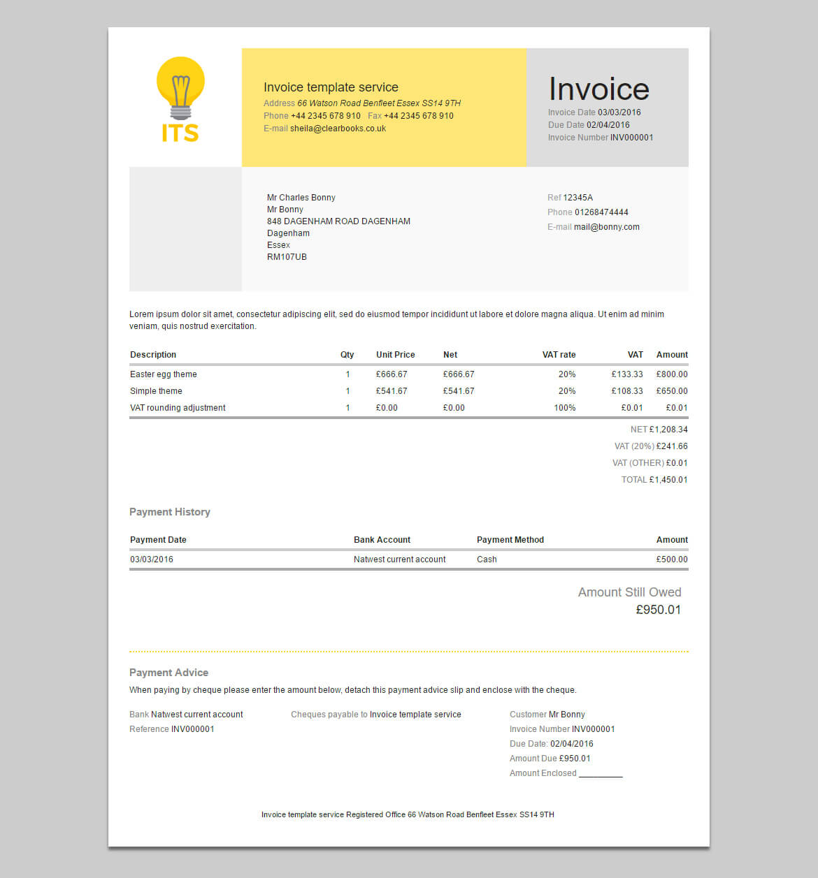 clear books invoice sheila shu cheung invoice templates and web application design clear books invoice