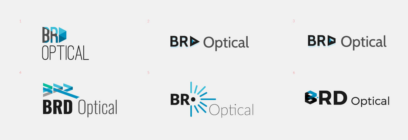 BRD optical